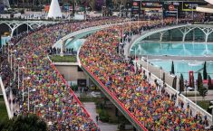 Maratón de Valencia: No tienes que derrotar al ejército persa.