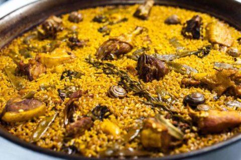 Valencia: cocina tradicional con un toque moderno